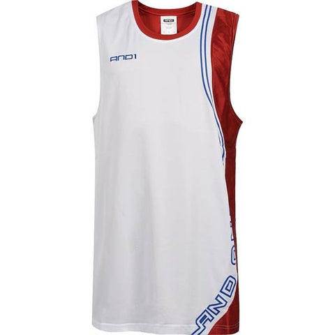 AND1 REV JERSEY CINSON (obojstranny)
