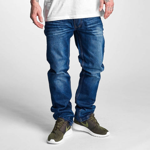 ROCA WEAR DENIM FASHION MID WASH (RELAX FIT)