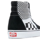 VANS MIX CHECKER SK8-HI SHOES