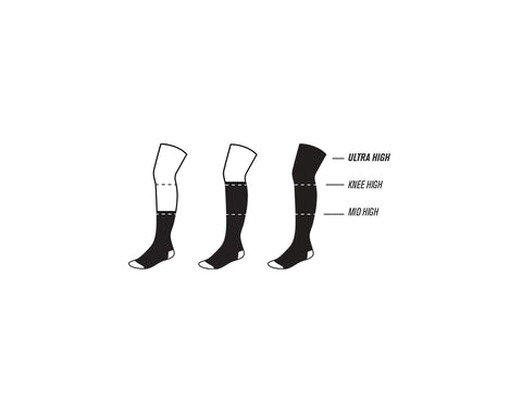 162bc68e3 American Socks Ponožky Old School Knee High White – BBALLTOWN