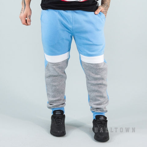 South Pole Anorak Fashion Fleece Pant Sky Blue