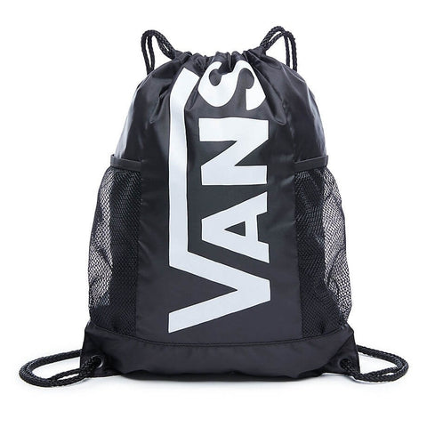 VANS SPORTY BENCHED BAG BLACK