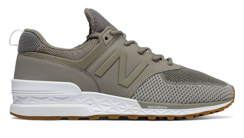 NEW BALANCE MS574EMG - Military Urban Grey with Moonbeam
