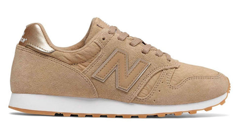 NEW BALANCE WL373OIT - Light Brown