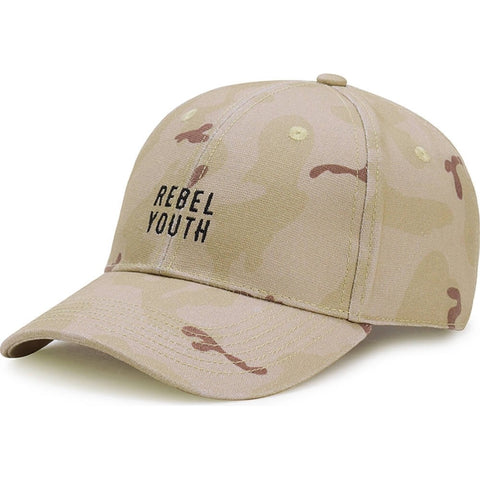 Cayler & Sons Black Label Rebel Youth Curved Cap