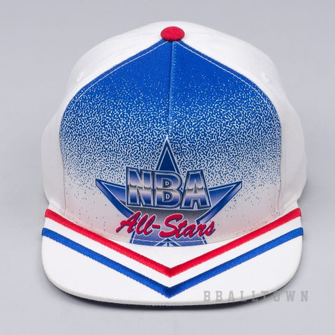 MITCHELL & NESS NBA 19** ALLSTAR SUBLIMATED SNAPBACK NBA ALL STAR WHITE/ROYAL