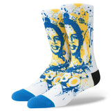 STANCE FUTURE LEGENDS- SPLATTER ART CURRY SPLATTER MULTI