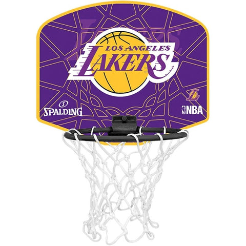 SPALDING NBA MINIBOARD L.A. LAKERS