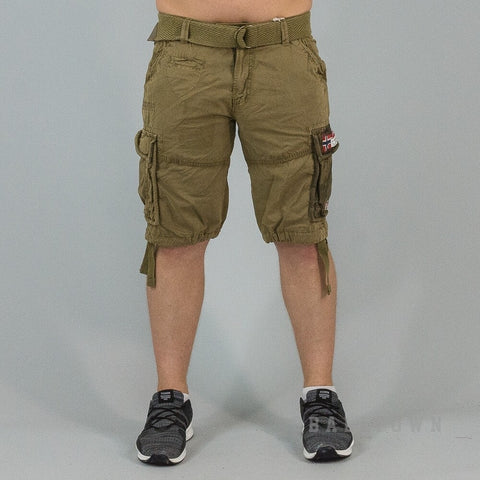 GEOGRAPHICAL NORWAY PARAGONE SHORTS BROWN