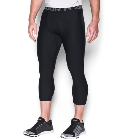 Under Armour Heatgear® Armour 3/4 Leggings Black