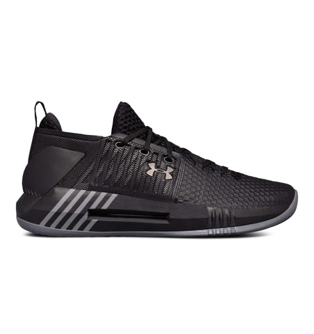 Under Armour Drive 4 Low Basketball Shoes Black