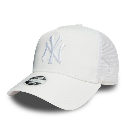 New Era Šiltovka 940W MLB Af Womens Trucker Satin New York Yankees