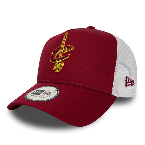 New Era Šiltovka 940 NBA Af Trucker Team Essntl Trckr Cleveland Cavaliers