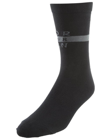Mens Jordan Seasonal Print Crew Socks