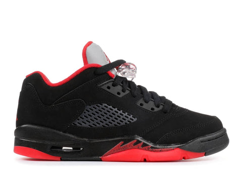 Nike Junior Air Jordan 5 Retro Low Basketball Trainers