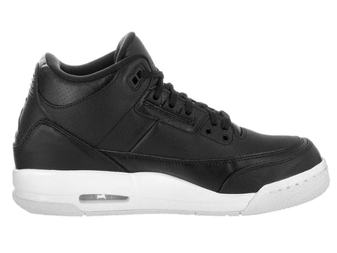 Nike Junior Air Jordan 3 Retro Bg Basketball Trainers