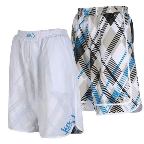 K1X top wesselton check reversible shorts