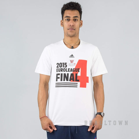 Adidas Euroleague Event Tee