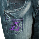 UNK CTD LAKERS DENIM