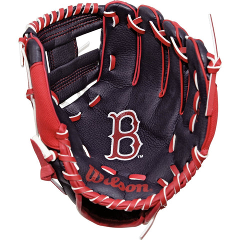 "Wilson A0200 10"" Boston Red Sock Bbg 10"