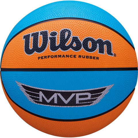 Wilson MVP MINI RBR BASKETBALL AQOR