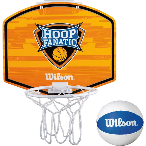 Wilson MINI HOOP FANATIC BASKETBALL KIT