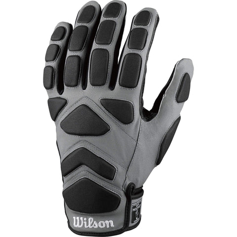 WILSON ADULT MVP TACKTECK LINEMAN GLOVE