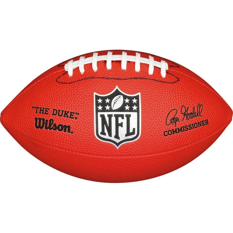 WILSON NFL MINI REPLICA FB - RED