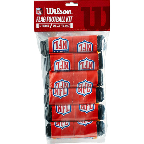 WILSON NFL FLAG FOOTBALL KIT