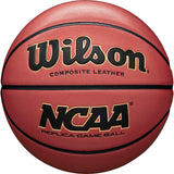 WILSON NCAA BASKETBALL REPLICA GAME BALL - 7
