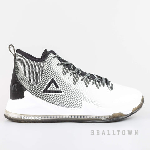 PEAK PRACTICE BASKETBALL SHOES WHITE - E74111A