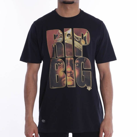 Pelle Pelle Rip Big T-Shirt S/S S - Black