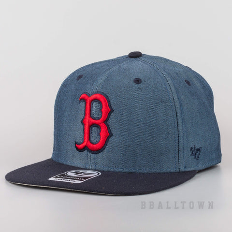 47 Brand MLB Šiltovka AW DOUBLE MOVE Boston Red Sox