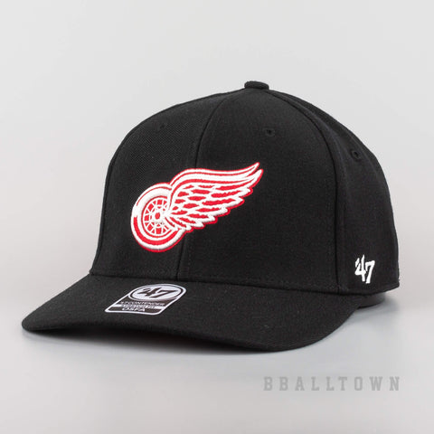 47 Brand NHL Šiltovka BK CONTENDER Detroit Red Wings