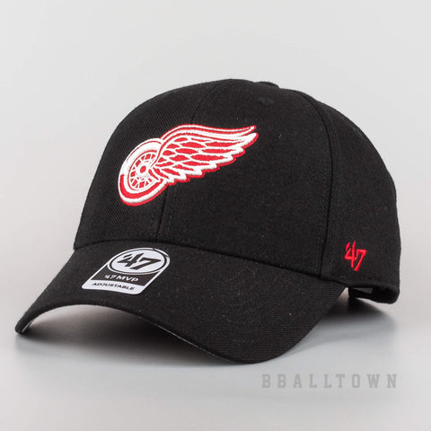 47 Brand NHL Šiltovka BKA MVP Detroit Red Wigns