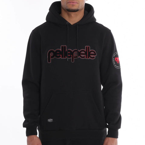 Pelle Pelle Hoody Corporate Brush Hoody Black