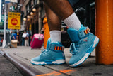 Ewing Athletics 33HI Sugar Hill Records ''Limited Edition'' Bluee Ice