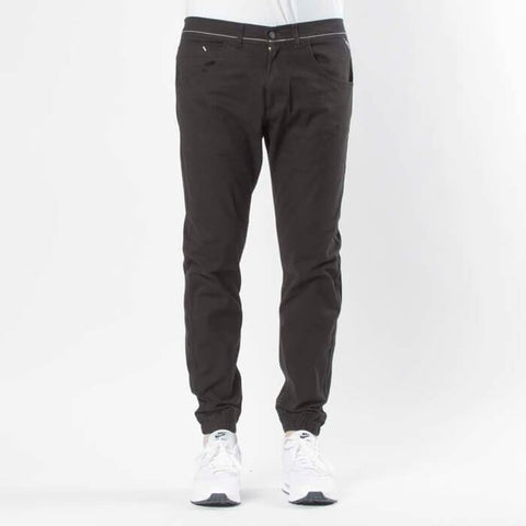 Mass DNM Base Joggers (Sneaker Fit) Black