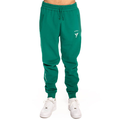 Grimey Heritage Sweatpant Green Regular Fit