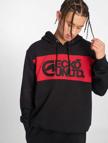 Ecko Unltd. Mr.Hamilton Hoody Black/Red