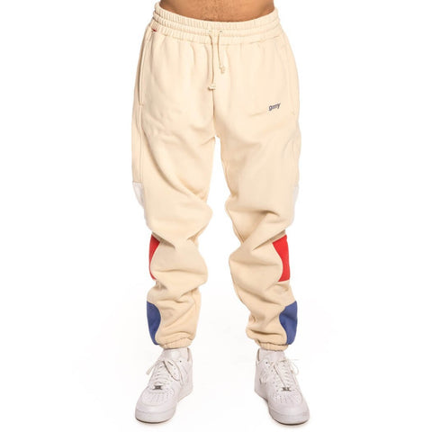 Grimey Flamboyant Sweatpant Cream Regular Fit