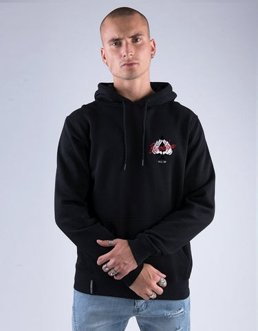 Cayler & Sons WL All In Hoody - black/mc