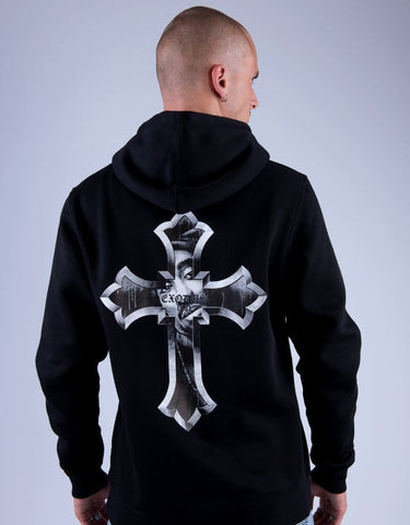 Cayler & Sons WL EXDS Hoody - black/white