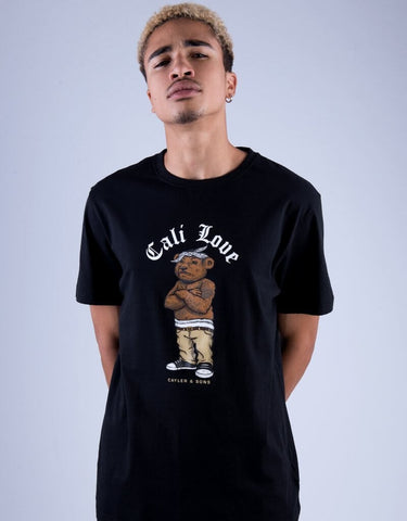 Cayler & Sons WL Cee Love Tee - black/mc