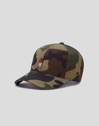 Cayler & Sons WL Cee Love Curved Cap - woodland/mc