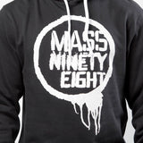Mass Dnm Return Sweatshirt Hoody Black