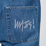Mass Dnm (Sneaker Fit) Signature Joggers Jeans Blue