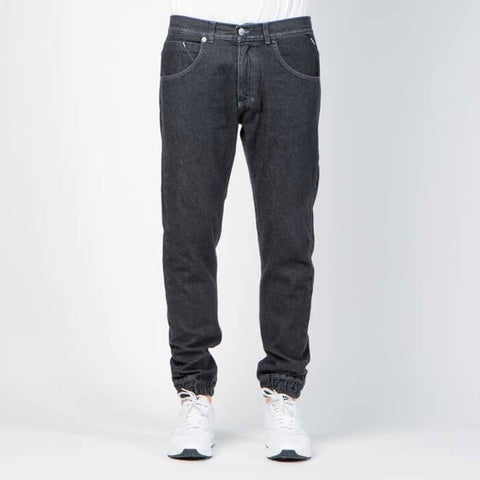 Mass Dnm (Sneaker Fit) Base Joggers Jeans Black Rinse