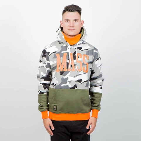 Mass Dnm Truman Sweatshirt Hoody Winter Camo