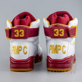 Ewing Athletics 33Hi Le Pimp C Tribute Limited Edition White Croc